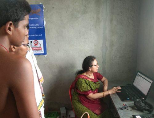 Installation of Language Lab-September 2019