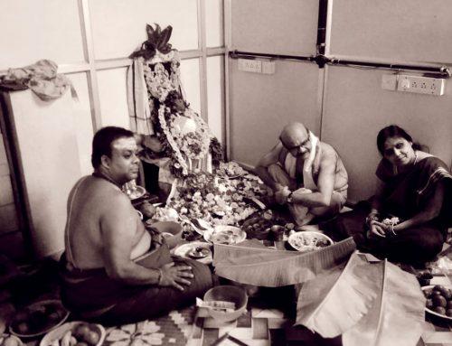 Satyanarayana Pooja -October 2019