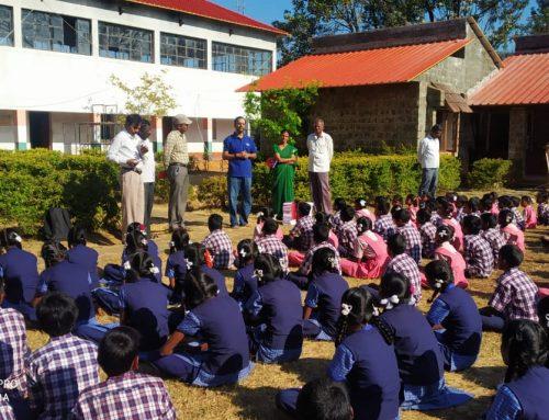 Sanskrit for Rural Tribal Government Children Event 1
