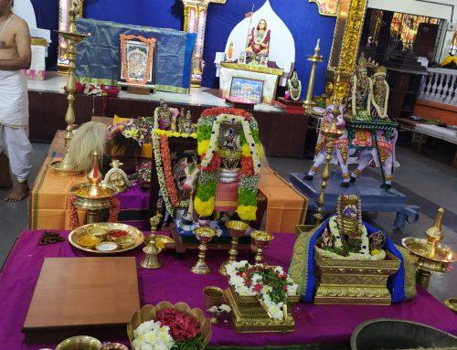 Shivaratri Event at Ram mandir